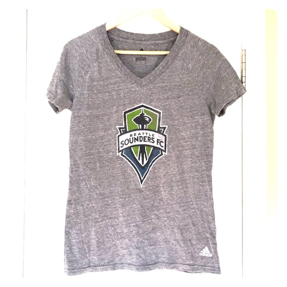 adidas Tops - Seattle Sounders Adidas T-shirt women's